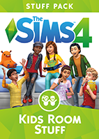 The Sims™ 4 Kids Room Stuff